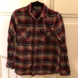 O'Neill Classic Fit Flannel Shirt